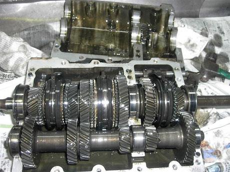 AE86 ミッション分解