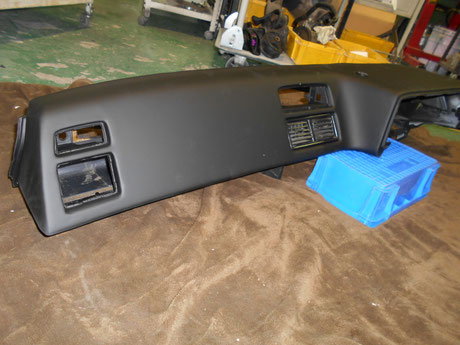 AE86ダッシュボード修理