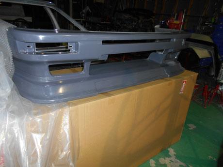 AE86 フロントバンパー