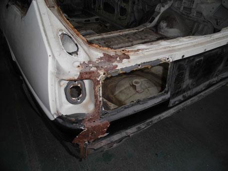AE86 バックパネル