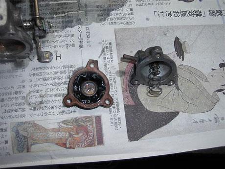 RX40 マークⅡ ダイヤフラム