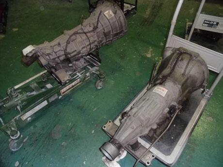 GXE10 アルテッツァ オートマミッションとマニュアルミッション