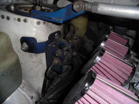 AE86 レビン ブレーキマスターシリンダー