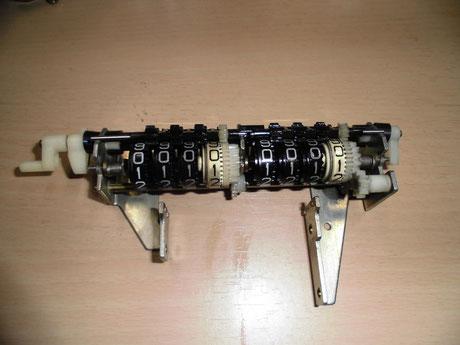 AA63 セリカ トリップメーター修理