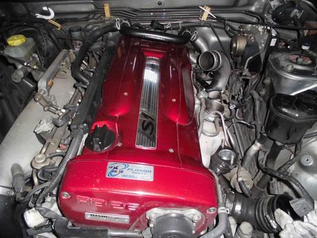 BNR34 ニスモS1エンジン