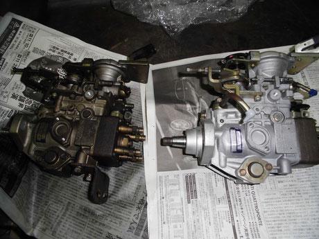 P35W デリカ リビルト噴射ポンプ