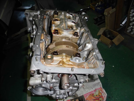 DB8 ピストンリング