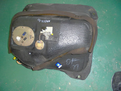 NA6C ロードスター 燃料タンク