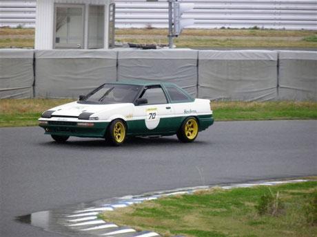 AE86トレノ