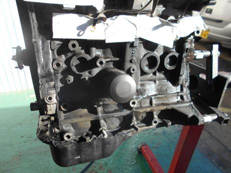 4AG エンジン洗浄