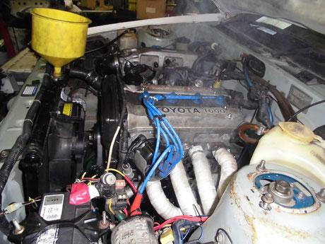 AE86 耐久用4AG