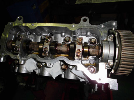 S320V ハイゼット カムシャフト