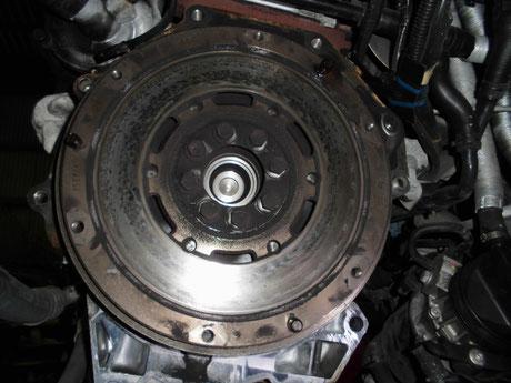 RA16ミニ フライホイル