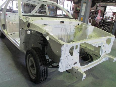 AE86レビン&トレノ ボディ販売 フルレストア