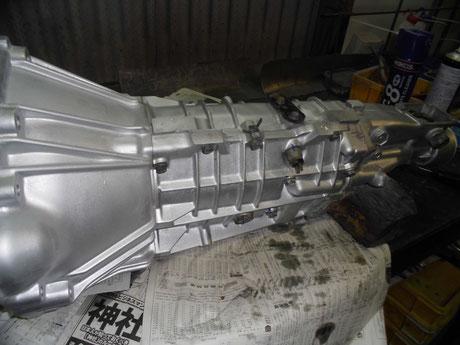 AE86 リビルトミッション