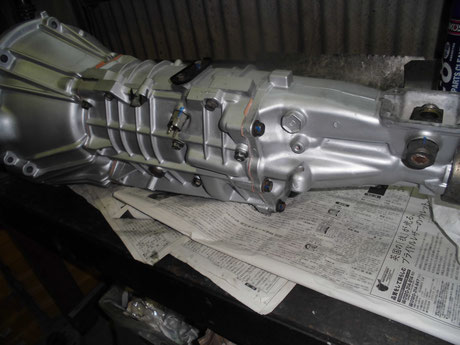 AE86 T50 トランスミッション オーバーホール