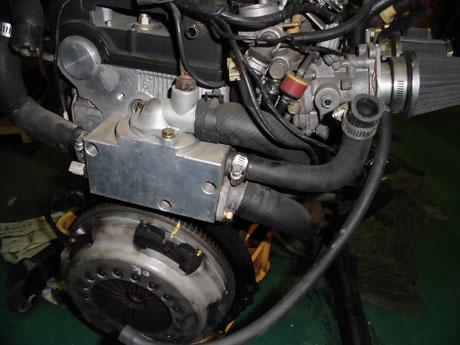 トレノ 5バルブエンジン