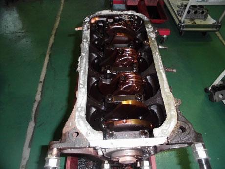 AE86 4AG クランクシャフト