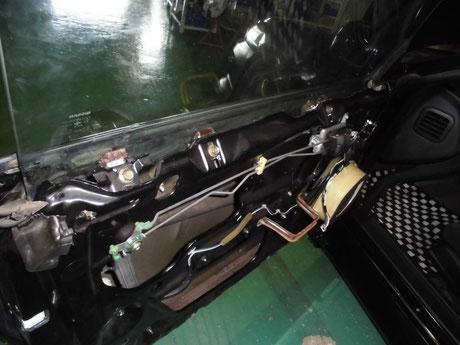 S14 シルビア パワーウィンド故障