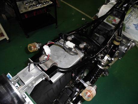 KZ1000 ウィンカー テールランプ