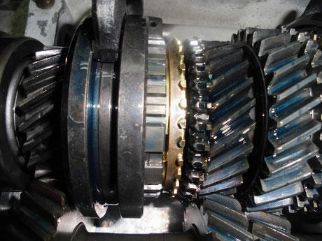 AE86 リビルトミッション 4速ギヤ