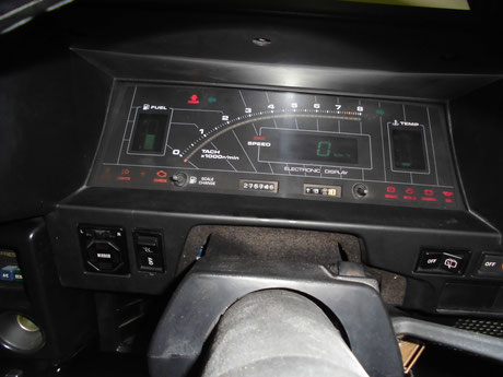 AE86 トレノ デジタルメーター
