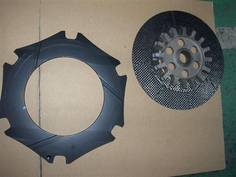 FS3S RX7 カーボンクラッチ