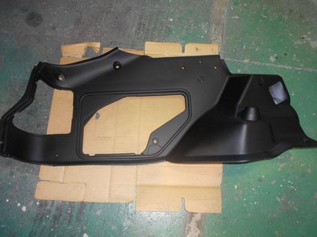 AE86 内張り塗装
