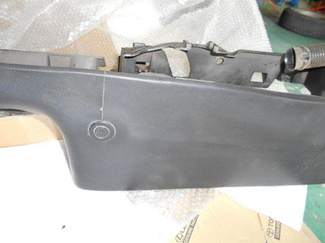 AE86 レビン トレノ ダッシュボード修理