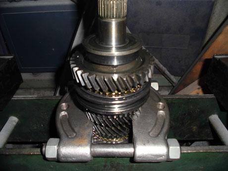 AE86 ミッション T50 オーバーホール