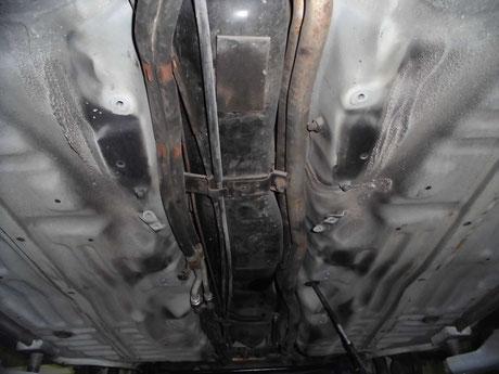 AW11 MR2 燃料タンク