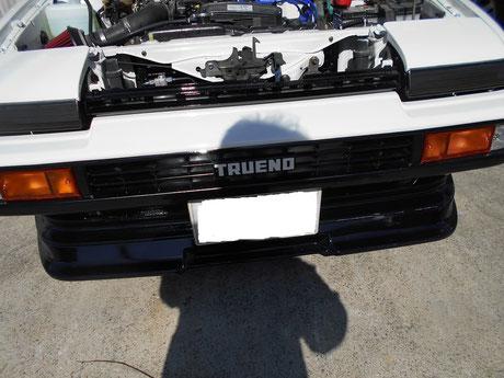 AE86 トレノ フルレストア