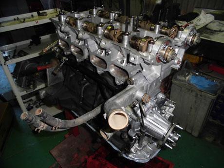 AE86 4AGバルブクリアランス調整