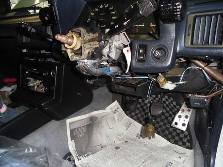 AA63 セリカ 重ステ用 ステアリングシャフト