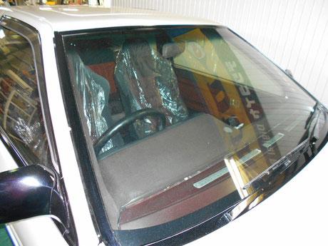 AE86レビン クールベール