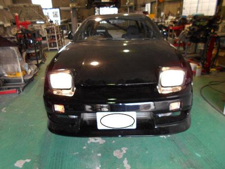 S14 シルビア リトラ ヘッドライト