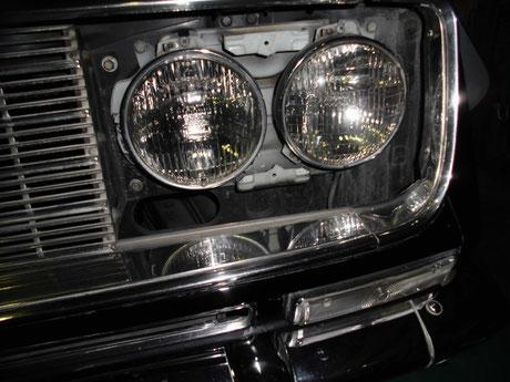 RT40コロナ ヘッドライト