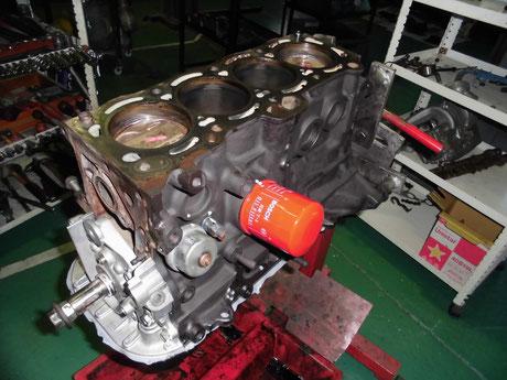 AE86トレノ ヘッドガスケット