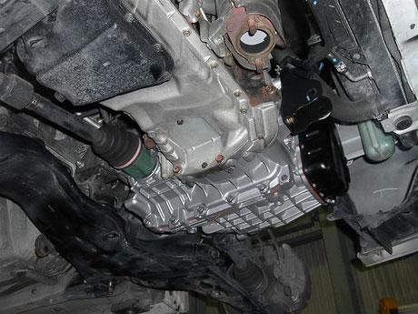CS5Wランサー リビルトAT取り付け