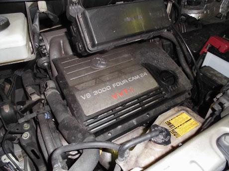 MNH15 アルファード V6 3000cc
