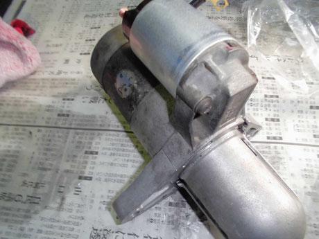 FC3S RX-7 マグネットクラッチ
