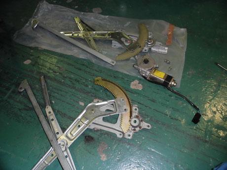 S14シルビア レギュレター交換