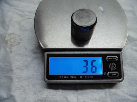 AE86 バルブリフター重量