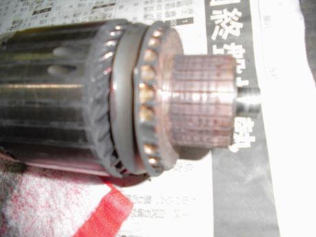FC3S RX-7 スリップリング