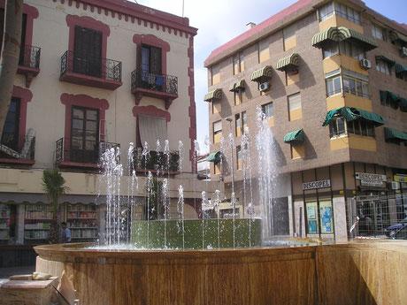 Fuente en Melilla