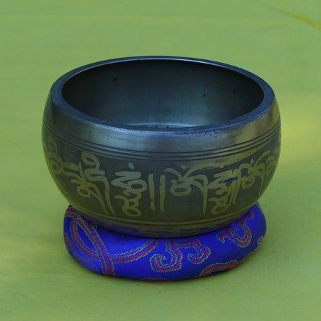 Bol tibétain à offrandes