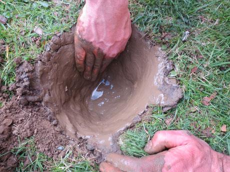 Wasseraufbereitung im Notfall, Wasseraufbereitung Steinzeitmethode, Wasseraufbereitung ohne Hilfsmittel, Survival Wasserentkeimung, Wasser kochen ohne Hilfsmittel
