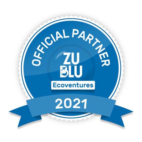 Official partner poster