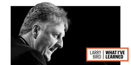 Larry Bird interview