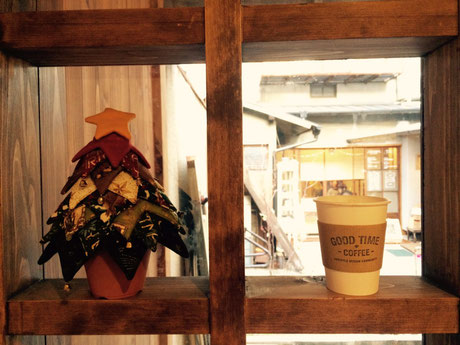 Good Timeが過ごせたGood Time Coffee